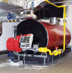 Thermal oil boilers THO - Foto